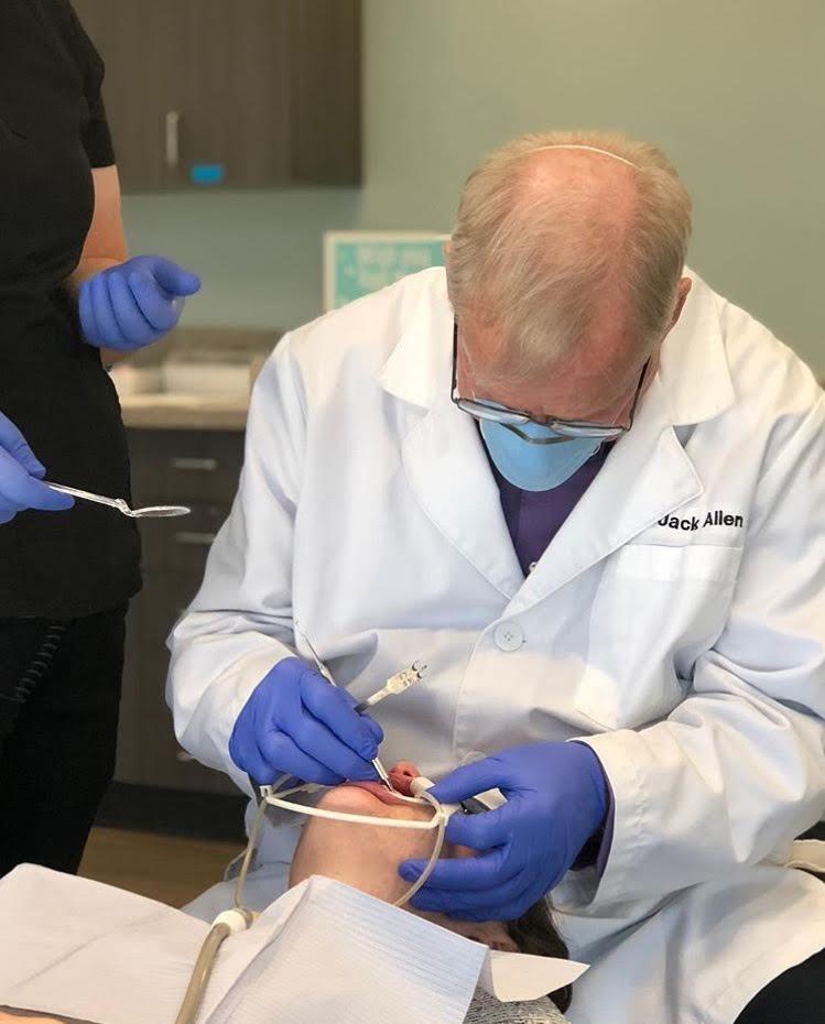 dr. Jack Allen, orthodontist